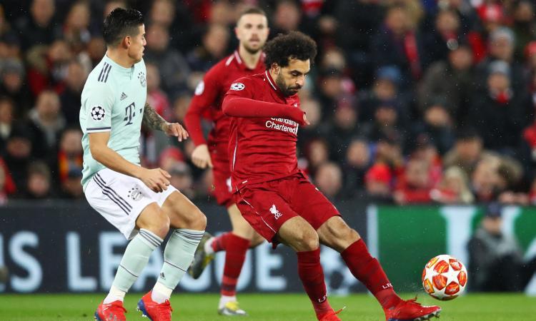 James 'fuori' dal Bayern: meglio il Liverpool, ma il migliore è un italiano