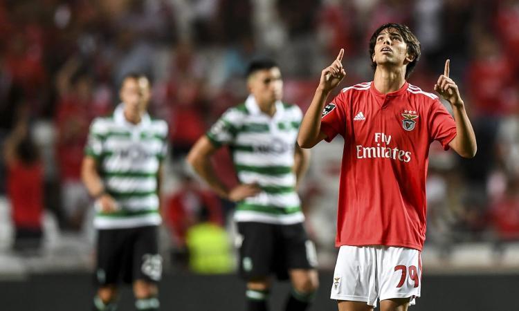 Juve e Milan, nuova rivale per Joao Felix