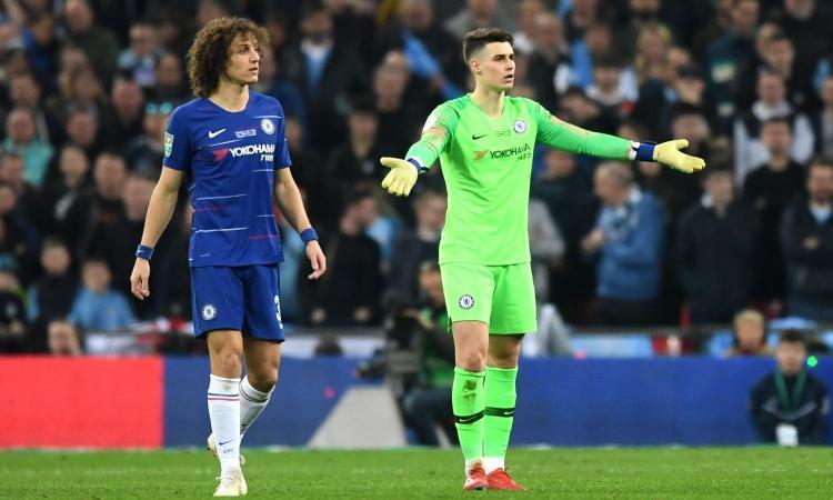Chelsea, Zola racconta la lite Kepa-Sarri: 'Ha fatto finta di essere infortunato'