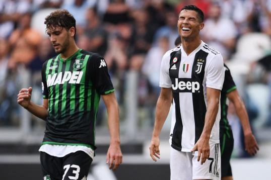 JUVENTUS-SASSUOLO (RISULTATO 1-0). Le mani sullo scudetto ... |Sassuolo- Juventus