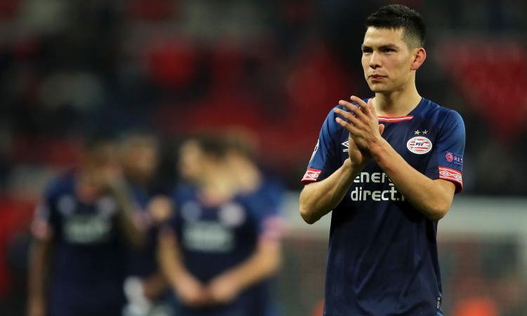 Napoli, si tenta il doppio colpo clamoroso: James non esclude Lozano