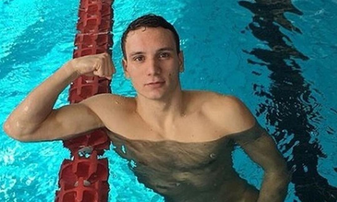 Manuel Bortuzzo, le stimmate del campione
