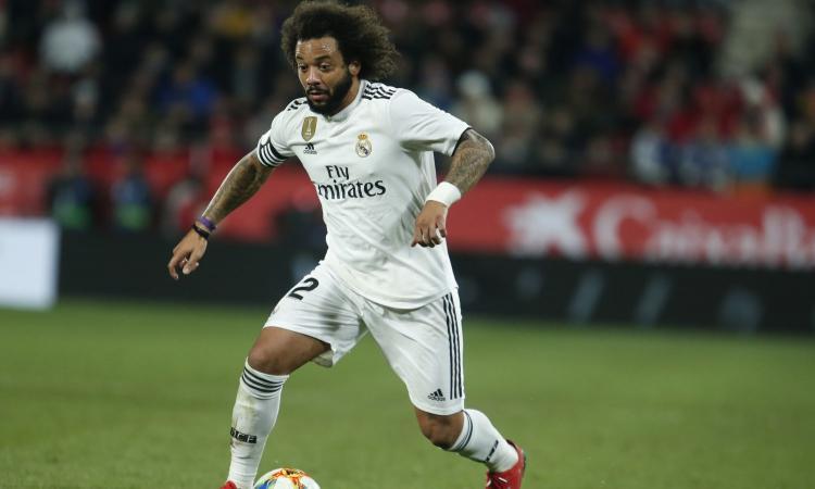Real Madrid: 5 nomi per il dopo Marcelo