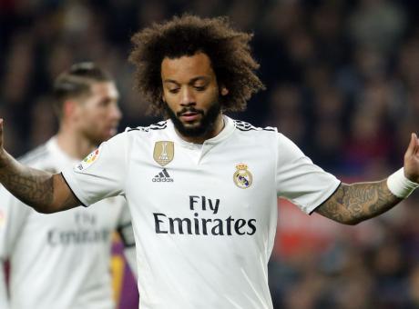 Marcelo: 'Juve squadra formidabile, ma ho un contratto col Real Madrid'