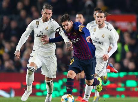 Basta mezzo Messi per trasformare il Barcellona, ma il Real è in vantaggio