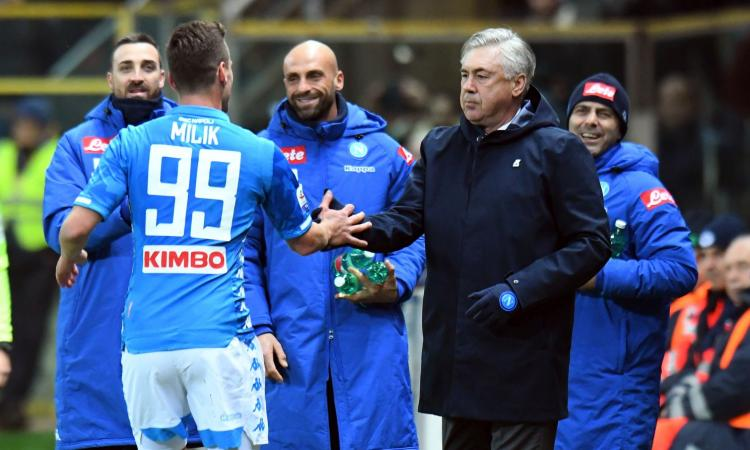 Napoli, il passaggio del turno in Europa League cambia il calendario di Serie A