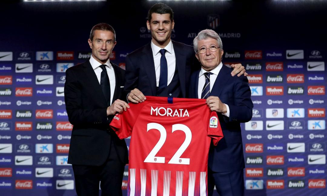 Atletico Madrid: ecco come sta
