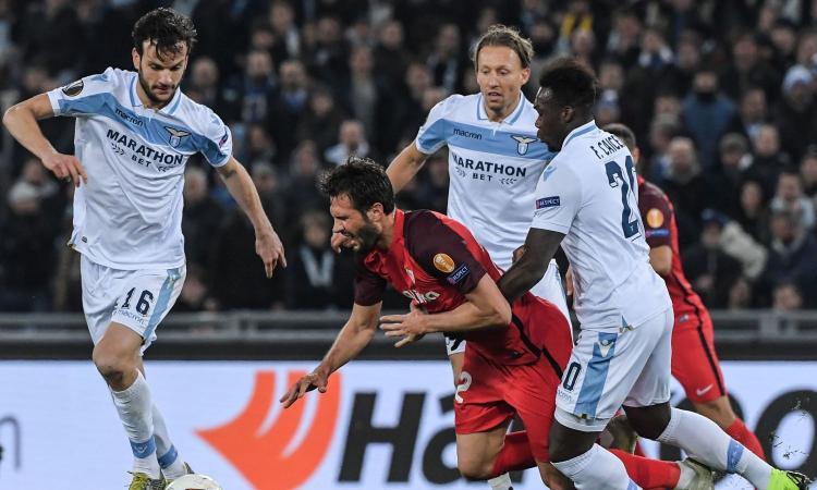 Europa League: le probabili formazioni di Siviglia-Lazio, dove vederla in tv