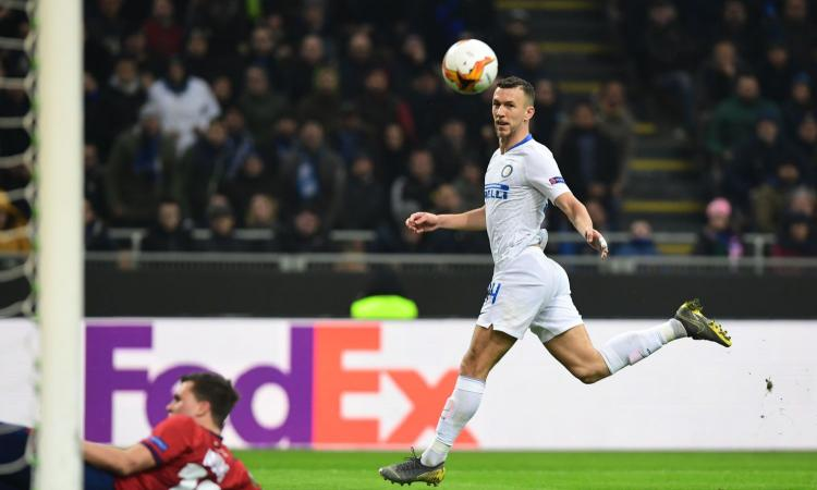 L'Inter senza Icardi dimentica la sua natura autolesionistica: è Perisic show