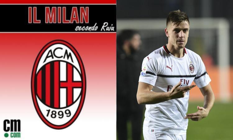 Piatek come Ibrahimovic: il Milan è favorito per il quarto posto