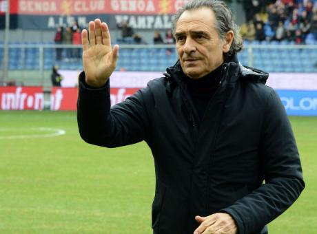 Genoa, retromarcia Preziosi:  resta Prandelli, niente ritorno di Ballardini