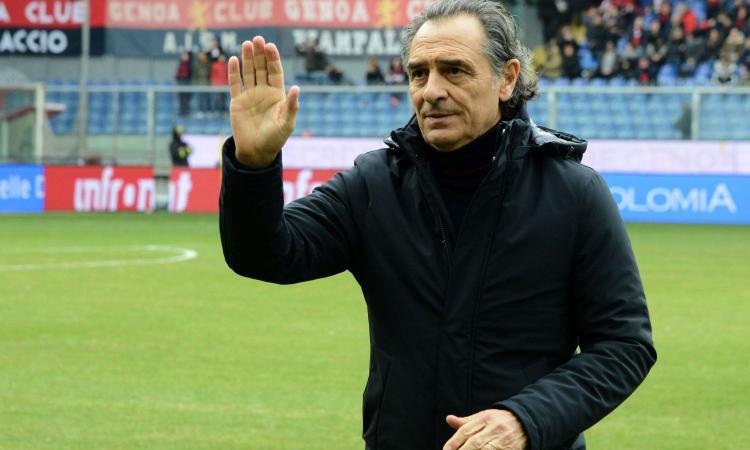 Genoa, Prandelli saluta il Grifone: 'Lascio senza polemiche ma con rimpianti. E su Piatek...'