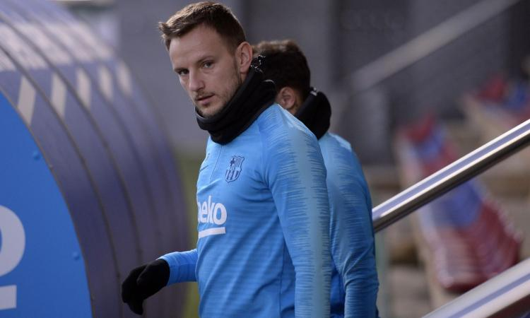 Il Barcellona scarica Rakitic, ora l'Inter...