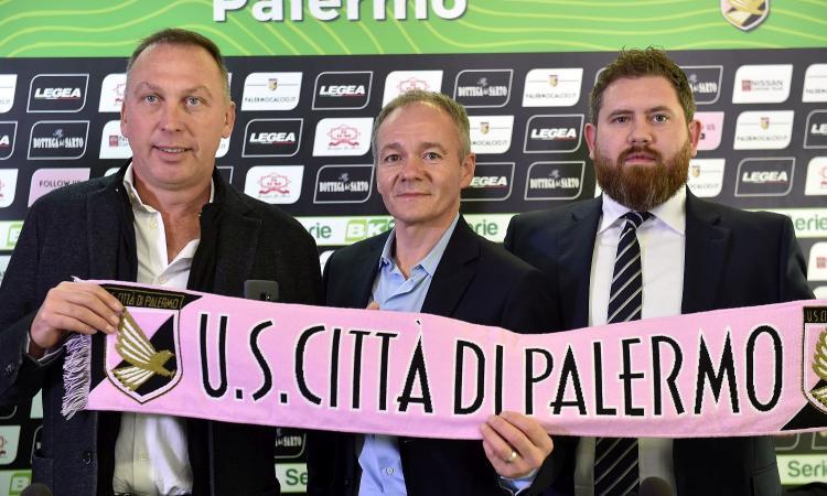 Ad Palermo: 'Pagamento stipendi quasi certo, la proprietà vuole disimpegnarsi'