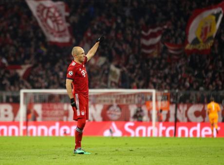 Bayern Monaco, Robben: 'Addio Bayern, ma non so dove andrò'