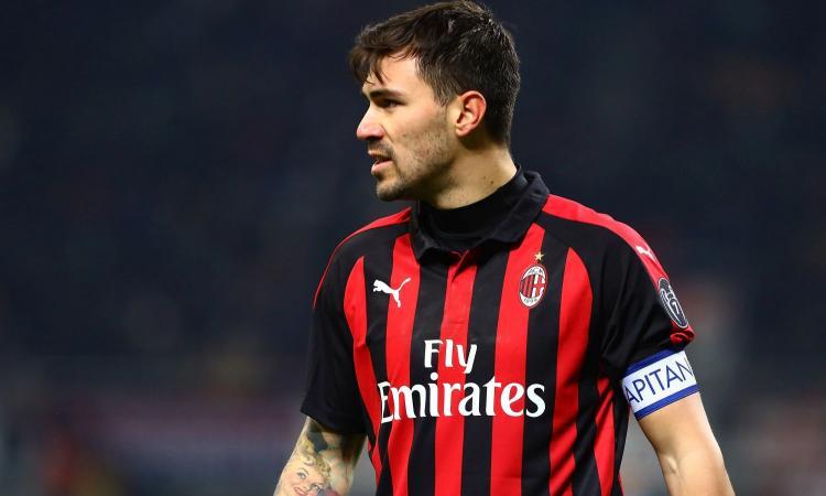 Milan, Romagnoli: 'Mi piace Milano, ma Roma è casa mia. Gattuso mi ha migliorato'