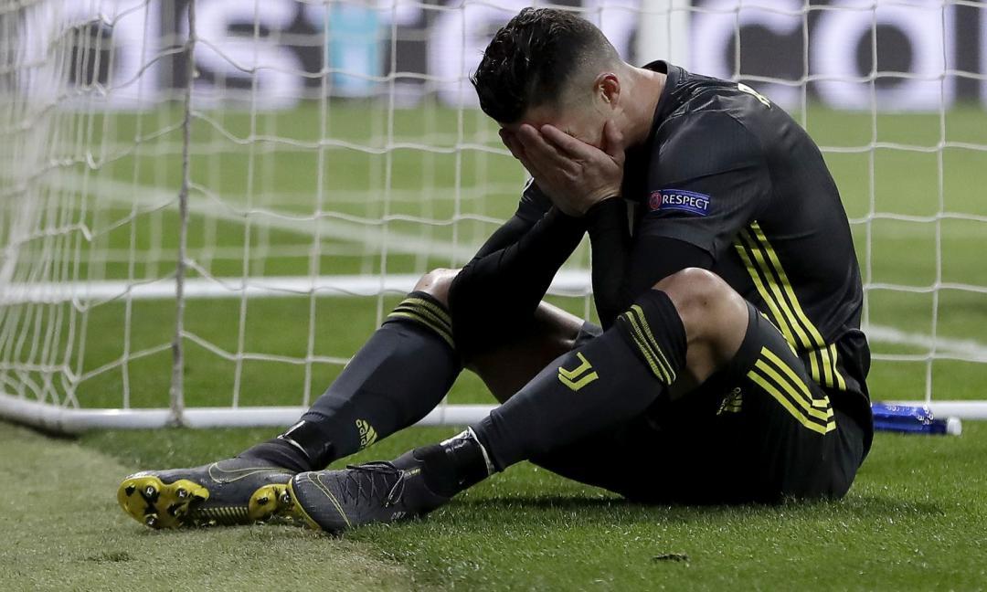 Ronaldo non basta per vincere la Champions