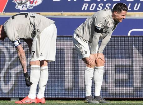 La Juve può perdere da chiunque: è a pezzi fisicamente e mentalmente
