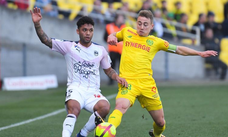 Fiorentina, si cerca un centrocampista del Nantes per il dopo Veretout