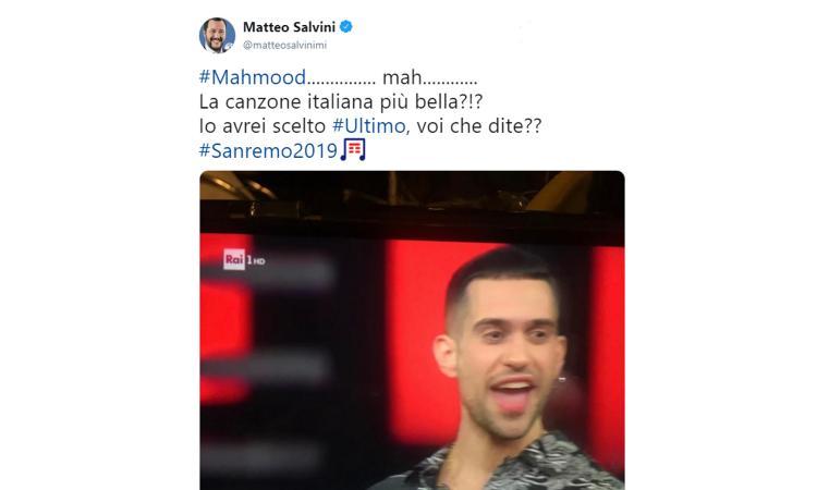 Eurovision: Mahmood battuto da un olandese come la Juve. Final 4 Amici