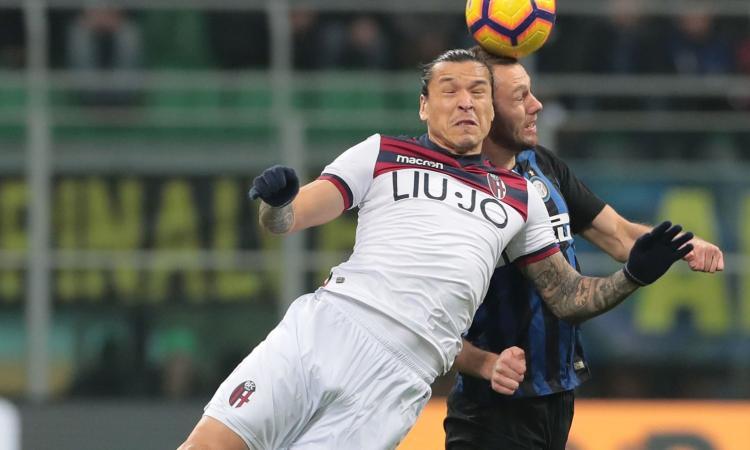 Bologna: sfida al Milan per Moro, Santander nel mirino di Suning