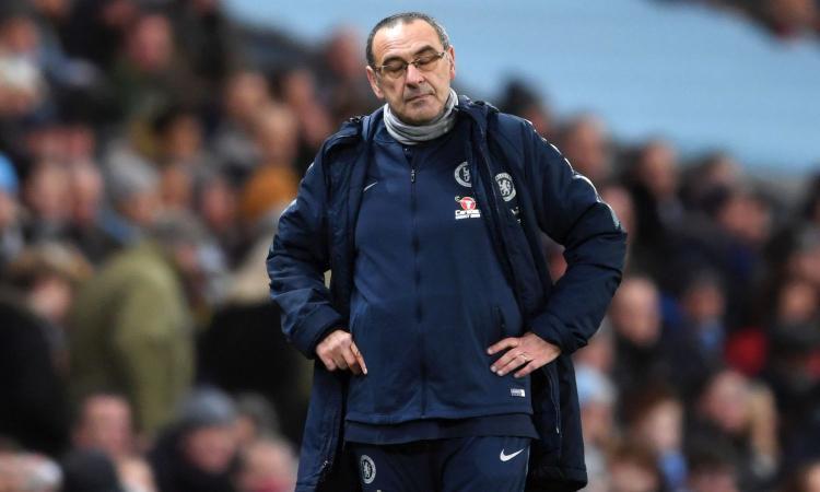 Chelsea, Sarri sempre più a rischio