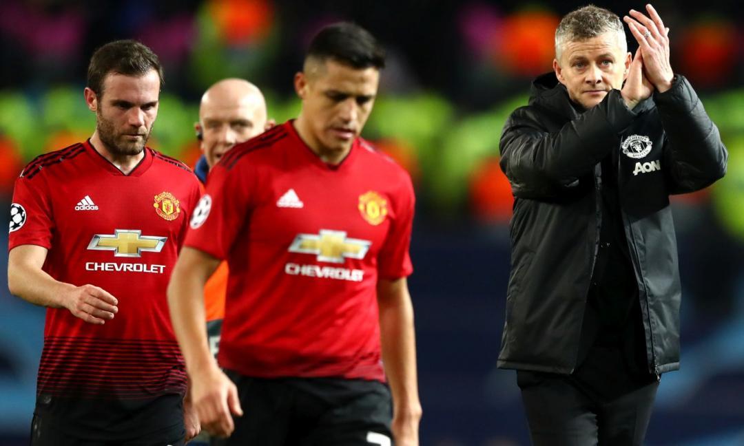 La percezione negativa che affligge il Manchester United