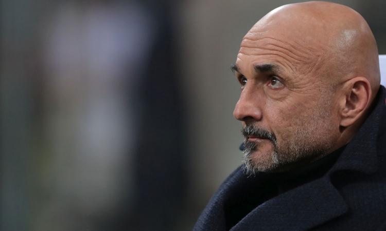 Inter, Spalletti: 'Icardi? Parlo di chi c'è ora e gioca. Non so se Mauro sia andato a festeggiare nello spogliatoio...' VIDEO