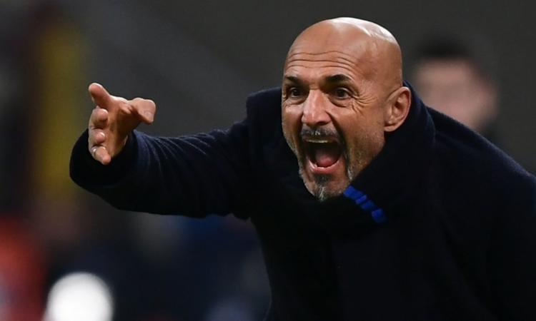 Inter, Spalletti recupera un attaccante per il Parma
