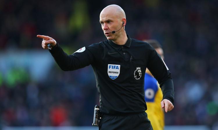 Bruges-Lazio: ecco l'arbitro