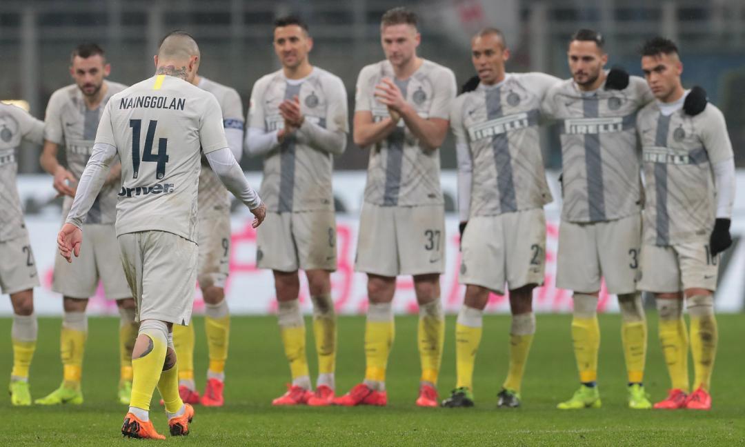 Inter: la qualificazione in Champions diventa dura
