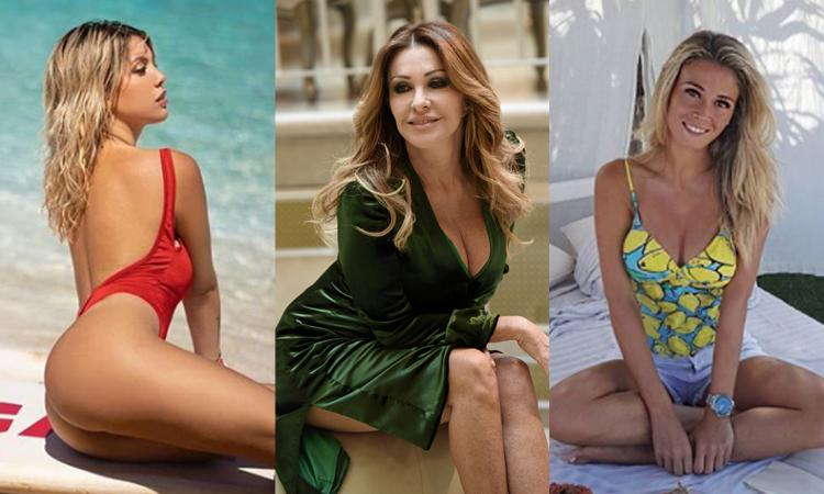Paola Ferrari: 'Wanda non manipola Icardi. Diletta? Senza ritocchi...' FOTO e VIDEO