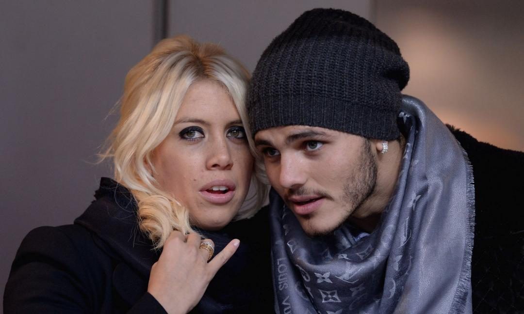Icardi, non ad una big in futuro
