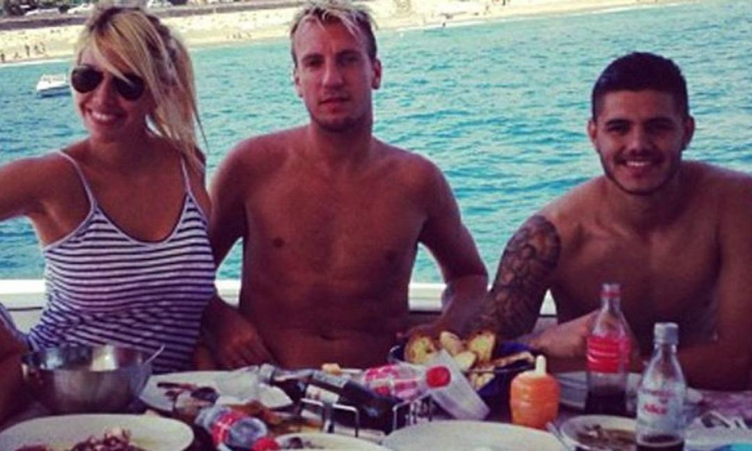 Icardi: amore per l'Inter? Vergognati!