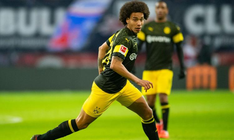 Borussia Dortmund: in vendita la parrucca di Witsel!