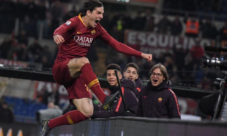 Roma già al lavoro per blindare Zaniolo con un rinnovo anti-Juve: tempi e cifre