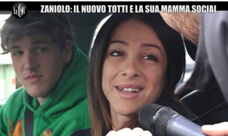 Roma, rapina in strada per mamma Zaniolo. Il centrocampista: 'Poi non lamentatevi...' FOTO e VIDEO