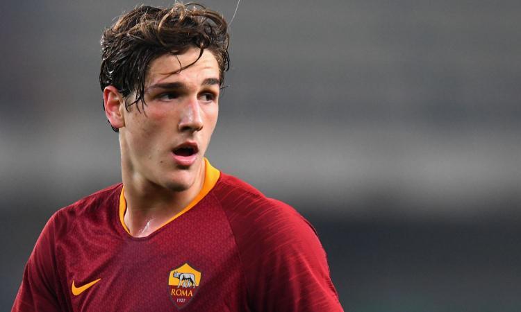 Roma-Porta, gioca Mirante. In attacco c'è Zaniolo