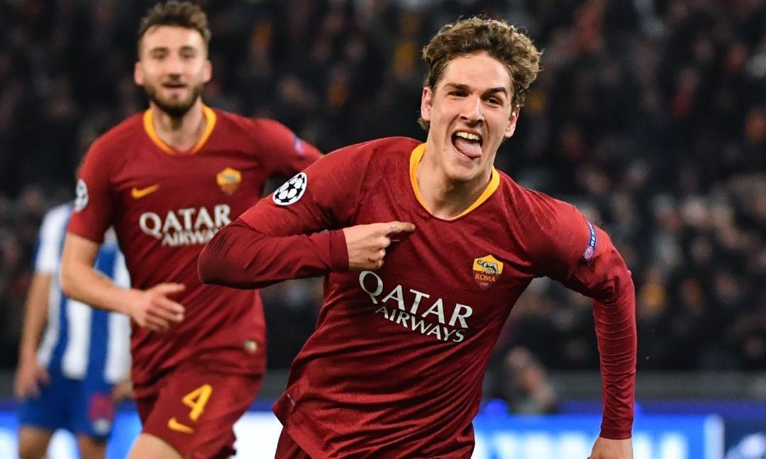 Zaniolo è ok, ma niente paragoni con Totti