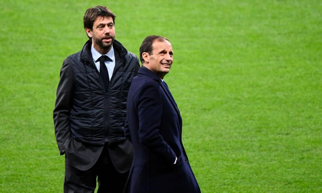 Agnelli-Allegri, tregua armata: ma sarà Conte 2.0
