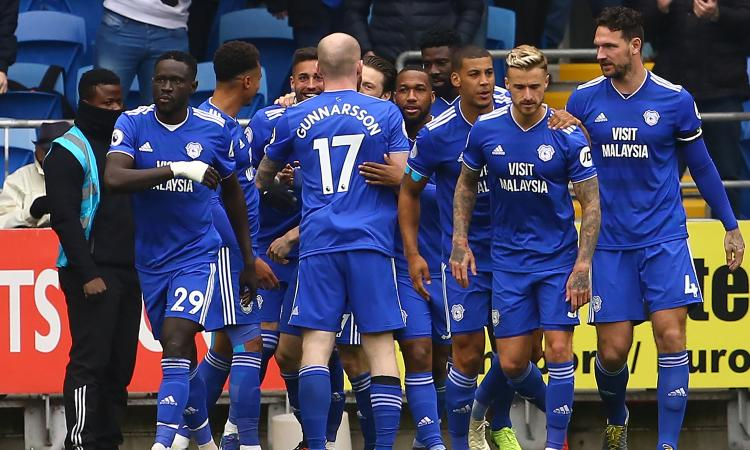 Premier League: colpo del Cardiff a Brighton, si riapre la lotta-salvezza