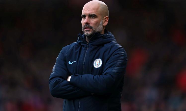 Manchester City, Guardiola: 'Felice per il risultato, non per la prestazione'