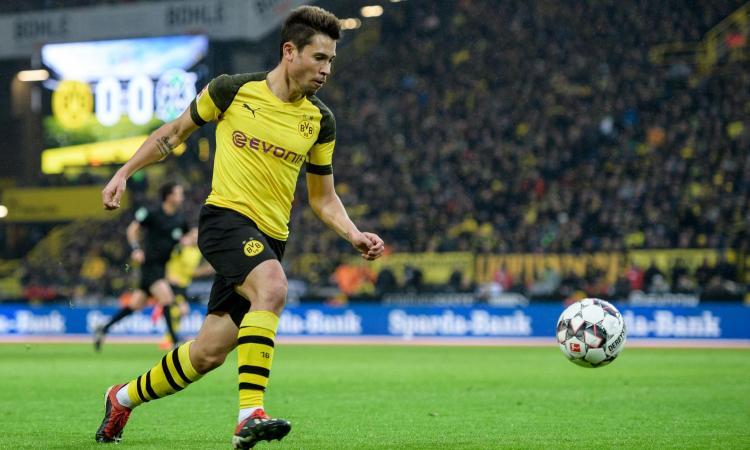 Borussia Dortmund: un club non molla Guerreiro