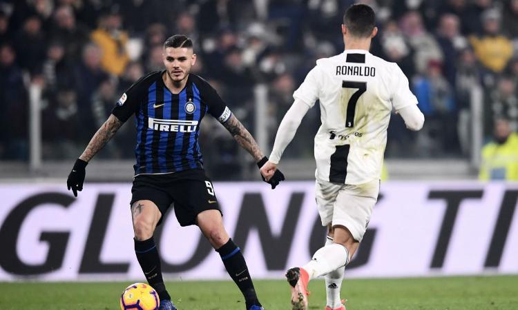 Inter: l'egoista Icardi non è 'da Juve'