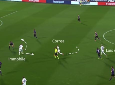 Luis Alberto-Milinkovic-Correa più una punta: Inzaghi maestro di equilibrio
