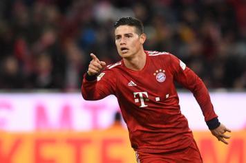 James Rodriguez indica Bayern Monaco