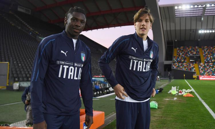 Kean alla Roma e Zaniolo alla Juve, lo scambio che divide: chi ci guadagna?