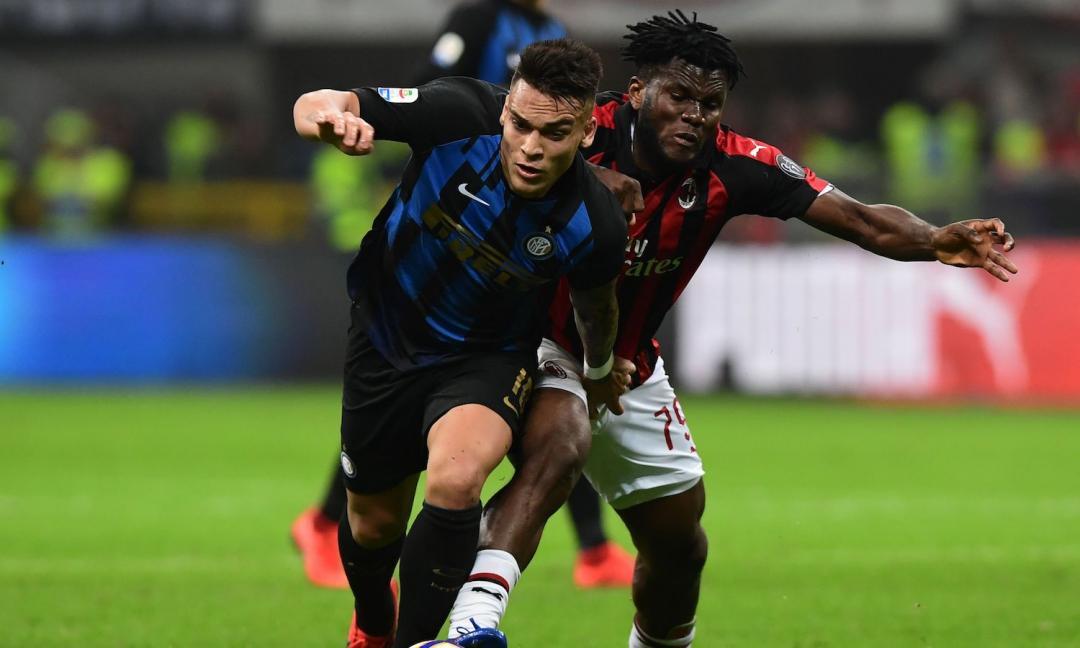 L'Inter si riscatta, il Milan mostra il suo vero valore