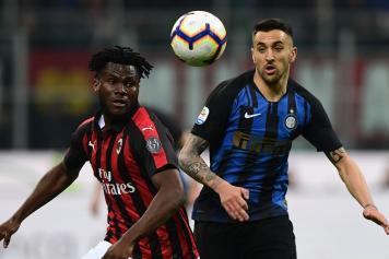 Kessié Milan Vecino Inter
