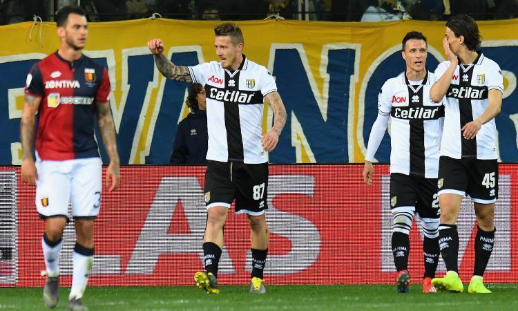 Kucka: 'Potevo tornare al Milan, al Parma sto benissimo'